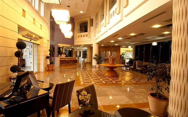 Hotel Trendy Palm Beach, Side, letecky, all inclusive5