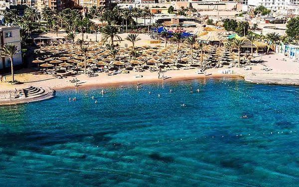 Hotel Sea Gull, Hurghada (oblast), letecky, all inclusive4