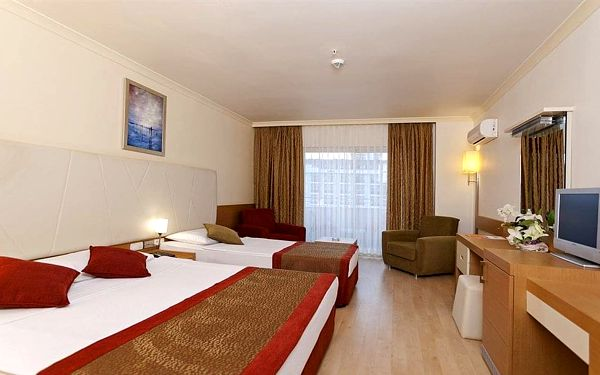 Hotel My Home Resort, Alanya, letecky, all inclusive5