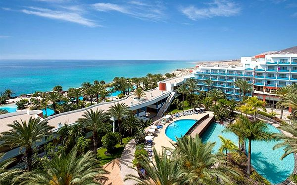 Hotel R2 Pajara Beach, Fuerteventura, letecky, all inclusive3
