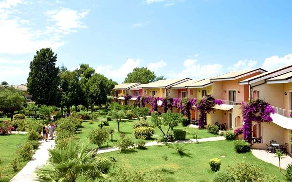 Hotel BV Borgo Del Principe, Kalábrie, letecky, all inclusive3