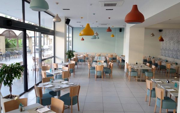 Hotel Blue Sea Beach Resort, Rhodos, letecky, all inclusive4