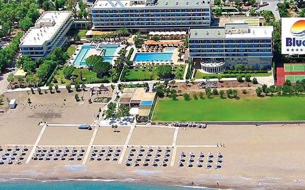 Hotel Blue Sea Beach Resort, Rhodos, letecky, all inclusive5