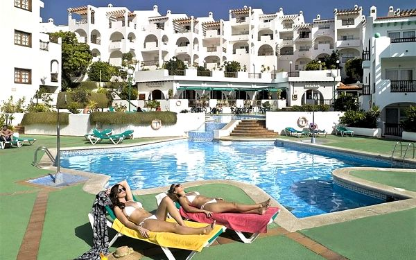Hotel Blue Sea Callao Garden, Tenerife, letecky, all inclusive4