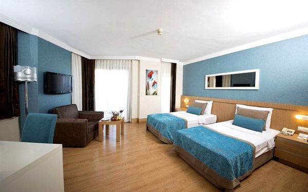 Hotel Limak Limra, Kemer, letecky, all inclusive4
