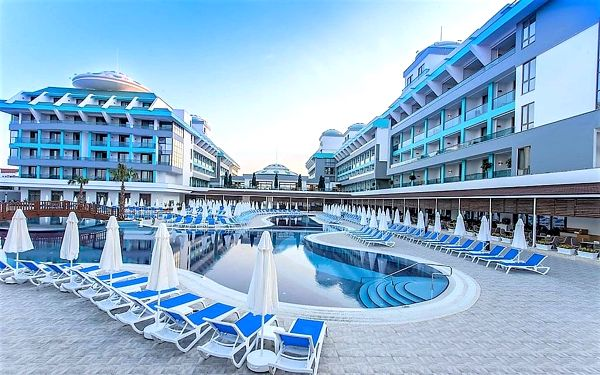 Hotel Sensitive Premium Resort, letecky, all inclusive