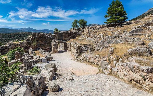 Athény - prodloužený víkend, Athény, letecky, snídaně v ceně3