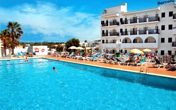 Hotel Barcelo Ponent Playa, Mallorca, letecky, all inclusive4