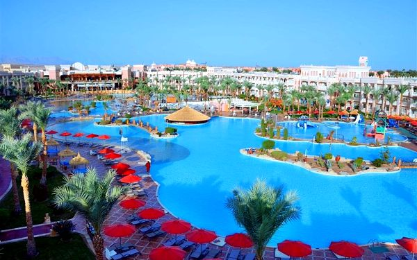 Hotel Albatros Palace Resort, Hurghada (oblast), letecky, all inclusive