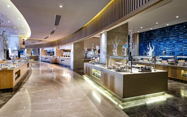 Hotel Titanic Deluxe Bodrum, Bodrum, letecky, all inclusive4