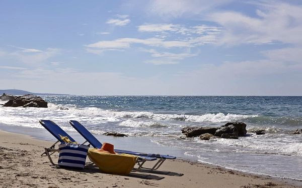 Hotel Ammos Beach Resort, Kos, letecky, all inclusive4