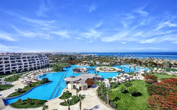 Hotel Steigenberger Al Dau Beach Resort, letecky, all inclusive