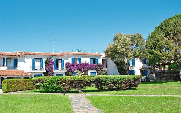 Hotel San Paolo, Sardinie, letecky, all inclusive5