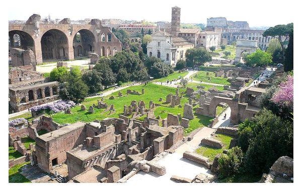 Víkend v Římě s návštěvou Florencie 6 dní, Řím, autobusem, snídaně v ceně5