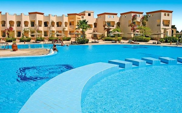 Hotel Blue Reef Resort, Marsa Alam (oblast), letecky, all inclusive