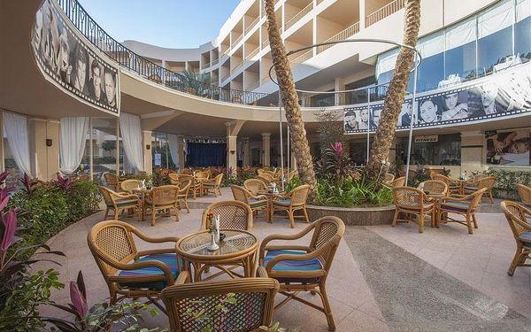 Hotel Sea Star, Hurghada (oblast), letecky, all inclusive5