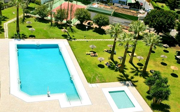 Hotel San Fermin, Andalusie, letecky, polopenze4