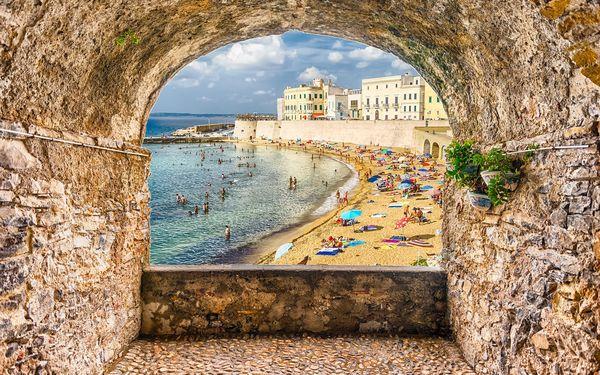 Na špičce boty Itálie - Kalábrie a Sicílie, Kalábrie, letecky, polopenze4