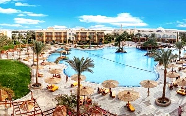 Hotel Desert Rose Resort, Hurghada (oblast), letecky, all inclusive