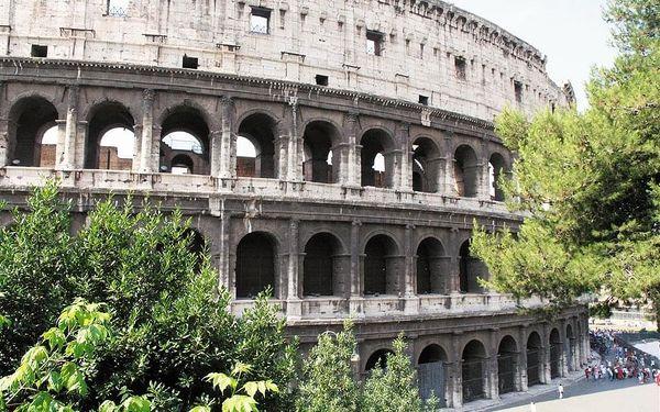 Řím - Neapol - Capri - Ischia (autobusem), autobusem, snídaně v ceně5
