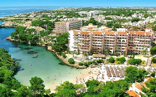 Hotel Barcelo Ponent Playa, Mallorca, letecky, all inclusive