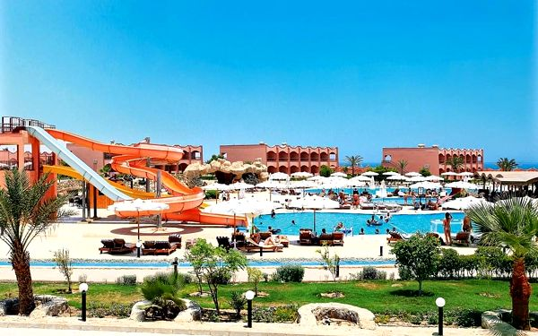 Hotel Three Corners Happy Life Resort, Marsa Alam (oblast), letecky, all inclusive