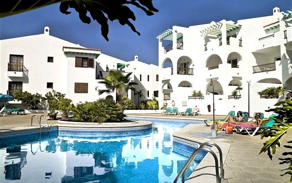Hotel Blue Sea Callao Garden, Tenerife, letecky, all inclusive