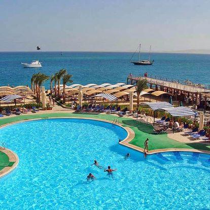 Egypt - Hurghada na 4-8 dnů, all inclusive