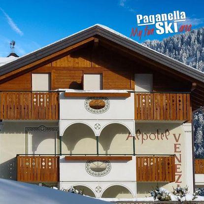 6denní Paganella se skipasem | Hotel Alpotel Dolomiten*** | Denní přejezd | Doprava, ubytování, polopenze