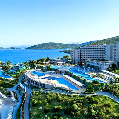 Turecko - Bodrum letecky na 8 dnů, all inclusive