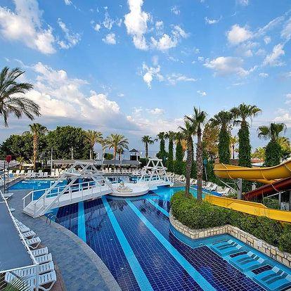 Turecko - Alanya na 4-5 dnů, all inclusive
