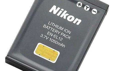 Baterie Nikon EN-EL12 (VFB10413)