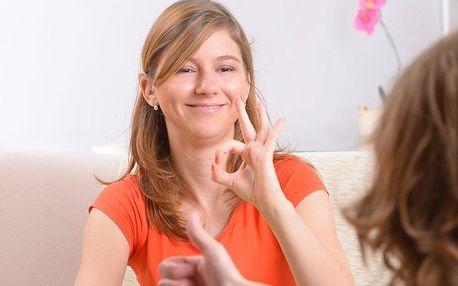 Kurz Základy komunikace ve znakovém jazyce