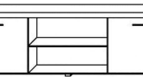 TV BOX STRAKOŠ S-8