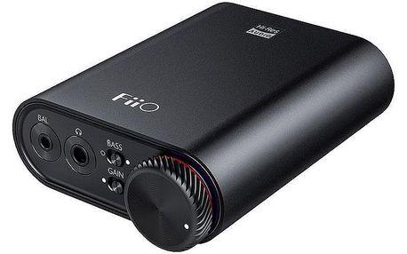 FiiO K3 a USB-C D/A převodník černý