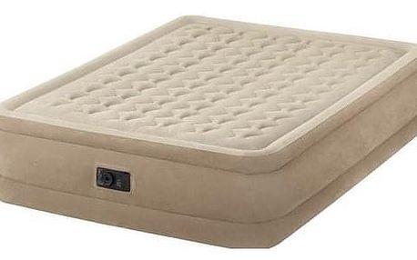 Nafukovací postel Intex Ultra Plush Queen 152 x 203 x 46 cm