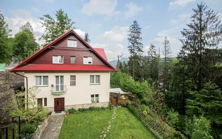 Polsko, Wisła: Villa Kokosowa
