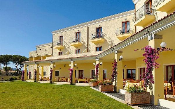 Hotel Blu Resort Morisco & Baja, Sardinie, letecky, all inclusive2