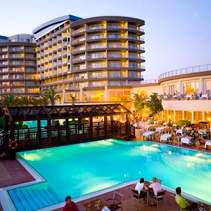 Turecko - Antalya na 8 až 15 dní, all inclusive nebo ultra all inclusive s dopravou letecky z Prahy