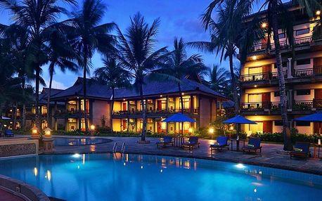 4* The Jayakarta Lombok Beach Resort s polopenzí