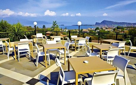 Romantická dovolená u jezera Lago di Garda pro dva