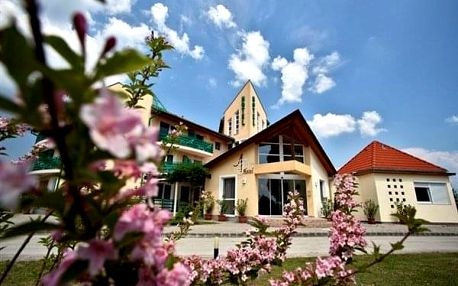 Maďarsko - Zalakaros na 3-8 dnů, snídaně v ceně