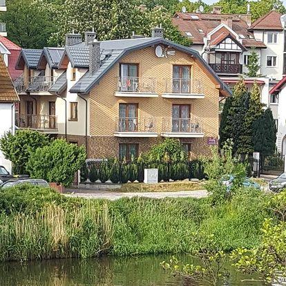 Polsko, Kołobrzeg: Villa Kapitańska