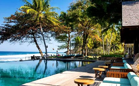 5* Jeeva Klui Resort s polopenzí