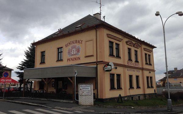 Penzion Klatovský dvůr