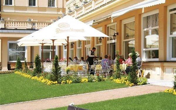 Parkhotel RICHMOND - Karlovy Vary, Západní Čechy, vlastní doprava, plná penze5
