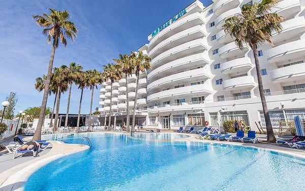 Aparthotel Blue Sea Gran Playa, Mallorca, letecky, all inclusive2