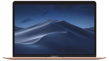 """Notebook Apple MacBook Air 13"""" 128 GB - Gold (MREE2CZ/A)"""