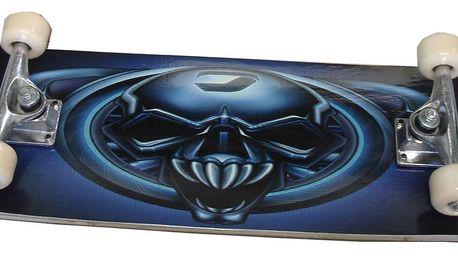 CorbySport 5730 Skateboard závodní se zpevněným podvozkem