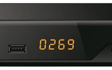 Set-top box GoGEN DVB 269 černý